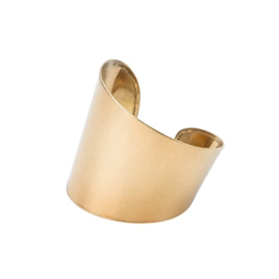 Asymmetric Metal Cuff