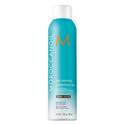 Dry Shampoo in Dark Tones