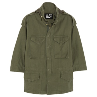 M65 Hooded Cotton Jacket