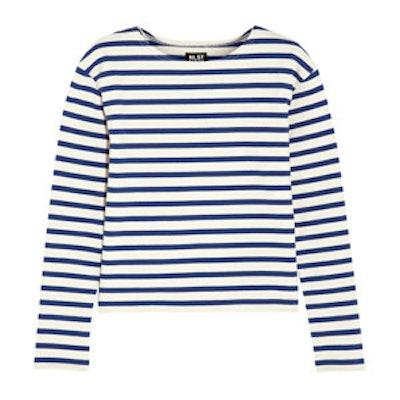 Striped Cotton Top