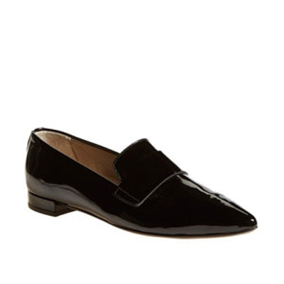 Tuxedo Pointy Toe Loafer