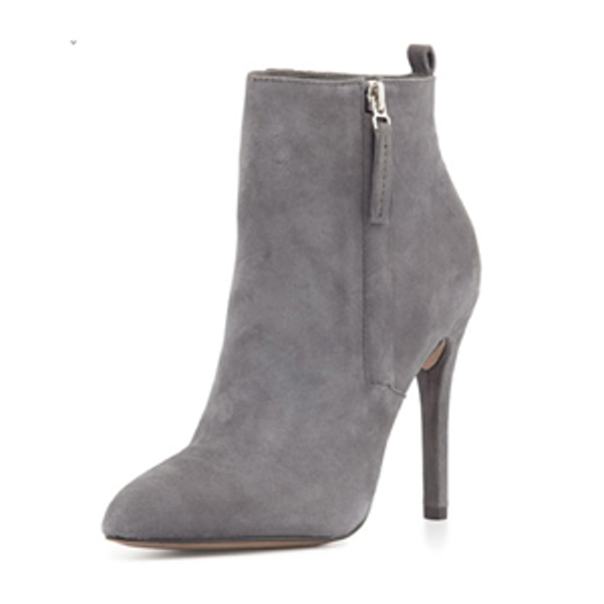 Zane Suede Ankle Boot