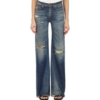 The Jane Flared Jeans