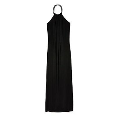 Ira Chain Halter Gown