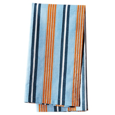 Beach Stripe Napkins in Paddleboat