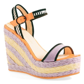 Lucita Wedge Sandal