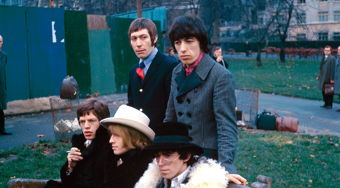 093273dde3945 The Rolling Stones  Style Evolution