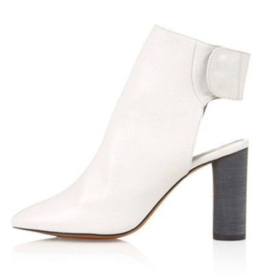 Maid Slingback Ankle Boots
