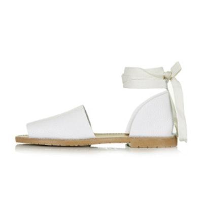 Feline Ankle Strap Sandals