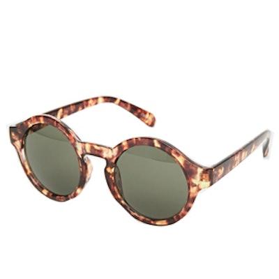 Vicki Round Sunglasses