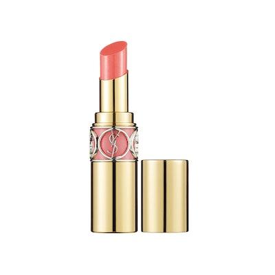 Rouge Volupté Shine Lipstick in Corail Intuitive