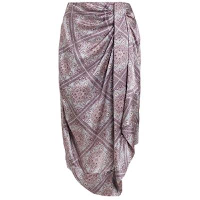 Seer Drape Skirt