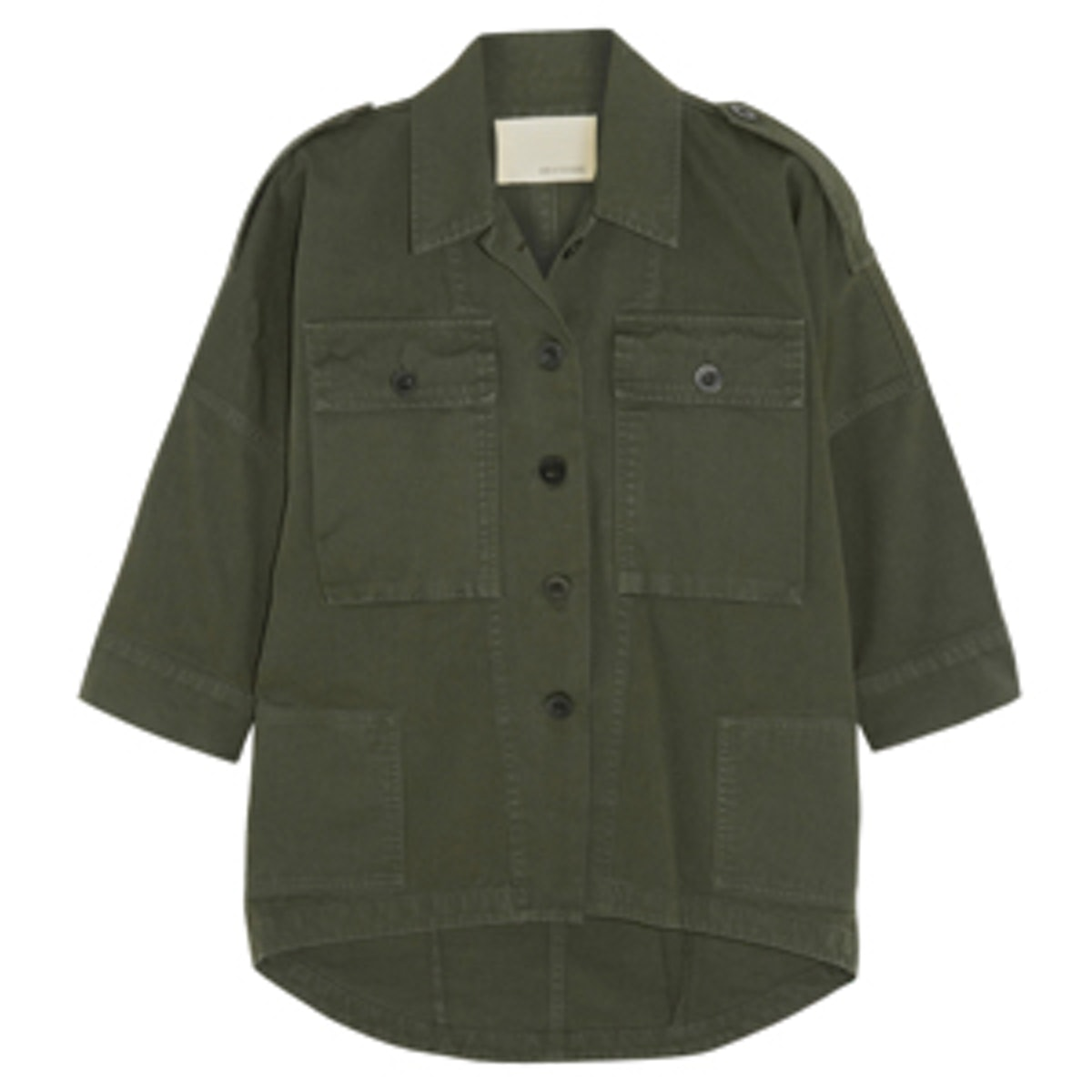 Field Cotton-Twill Jacket