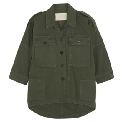 Field Cotton-Twill Jacket