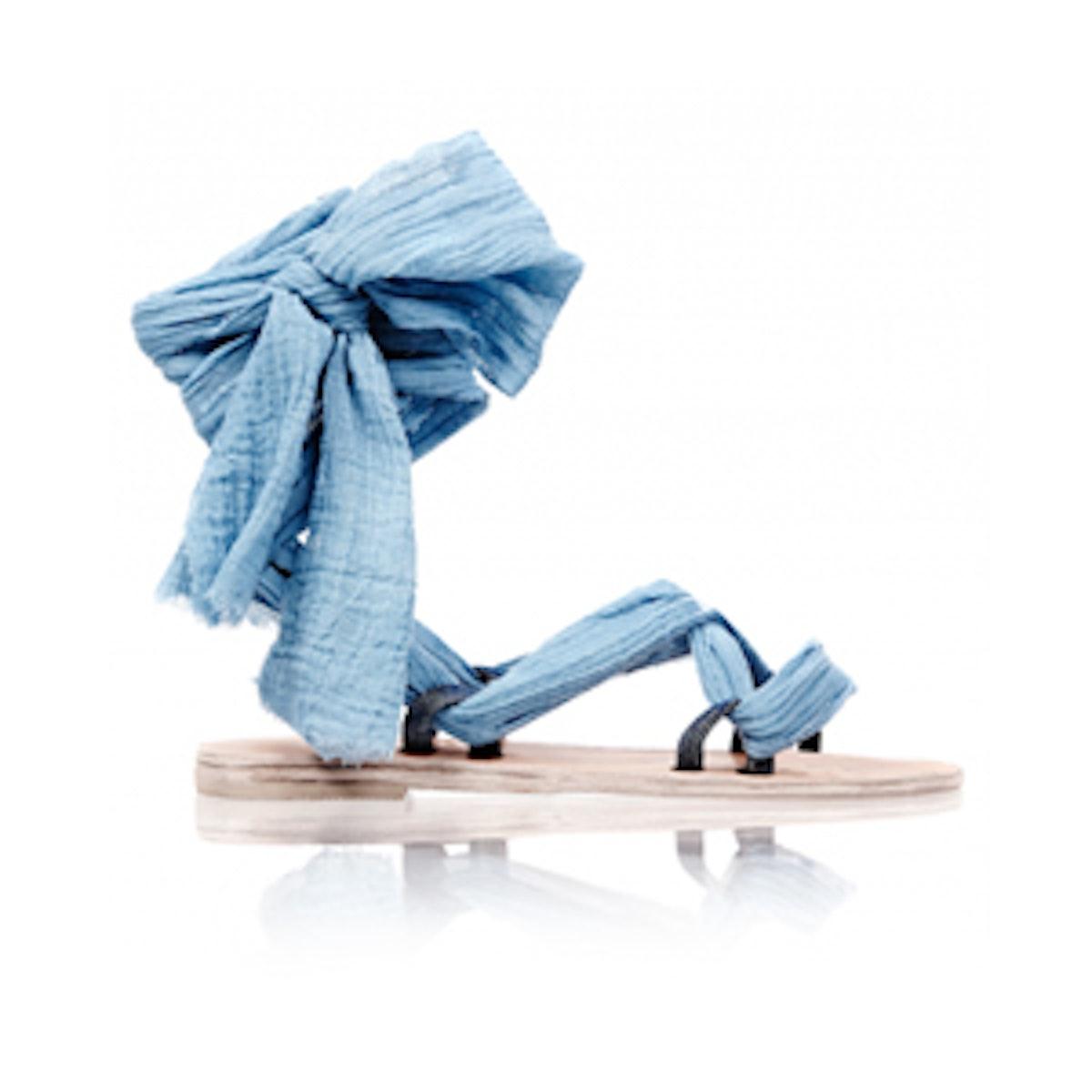 Indigo Sandal