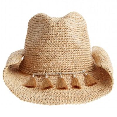 Mavi Luxe Cowboy Hat