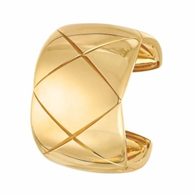 18-karat Gold Cuff