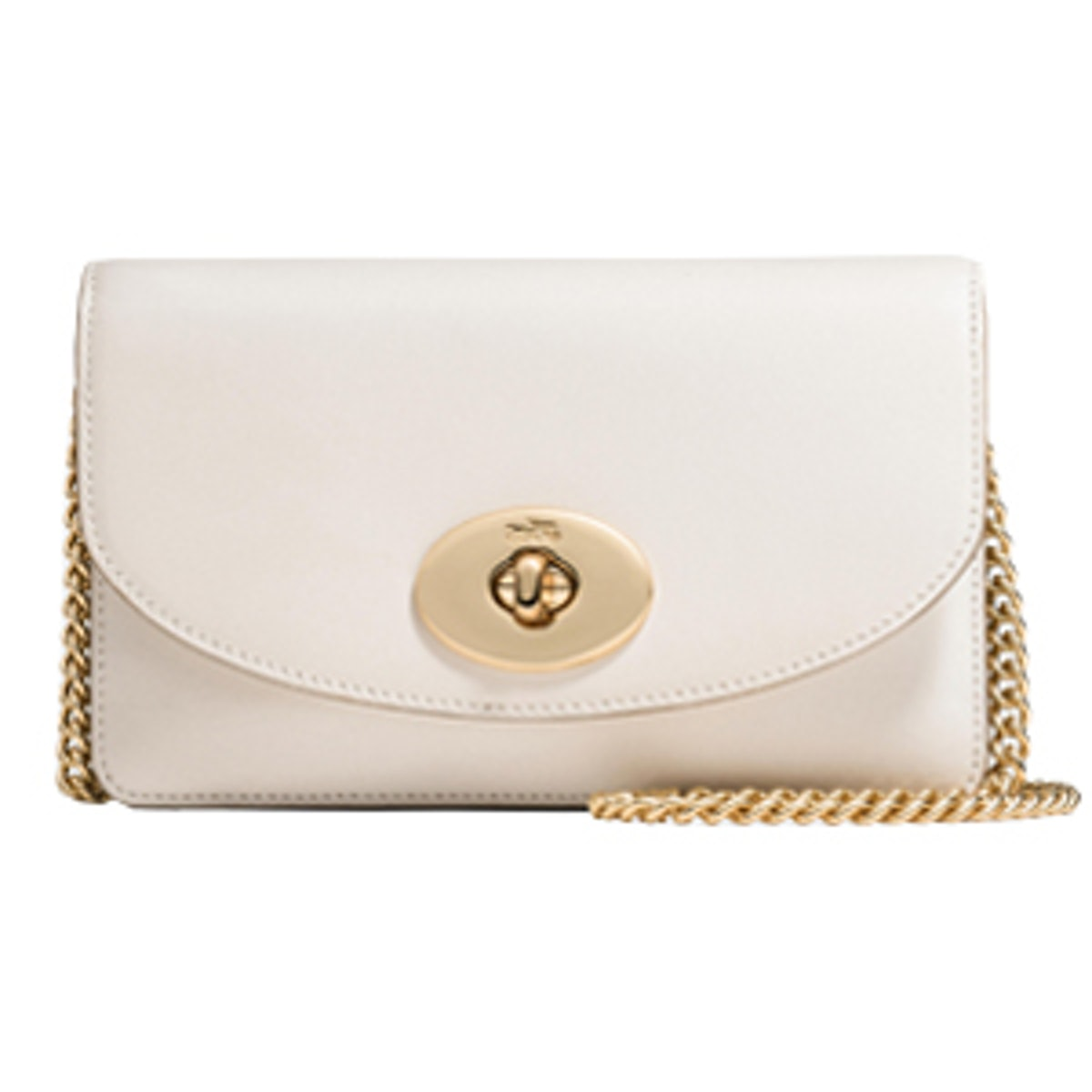 Clutch Wallet With Chain