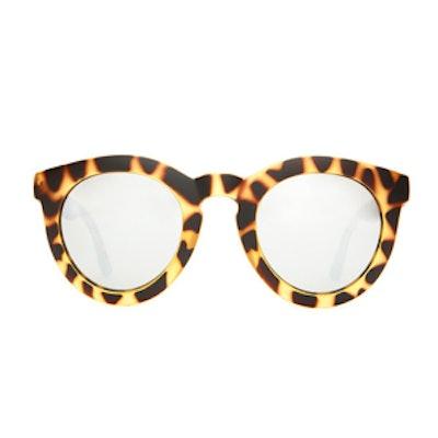 The T.V. Eye Matte Jungle Sunglasses