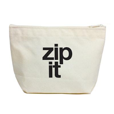 Zip It, Lil' Zip Pouch