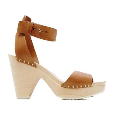 Nalia Heels in Caramel