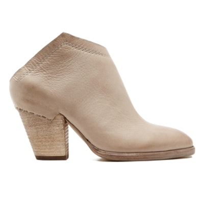 Haku Booties in Taupe