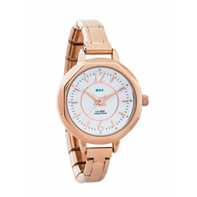 Del Mar Watch in Rose Gold
