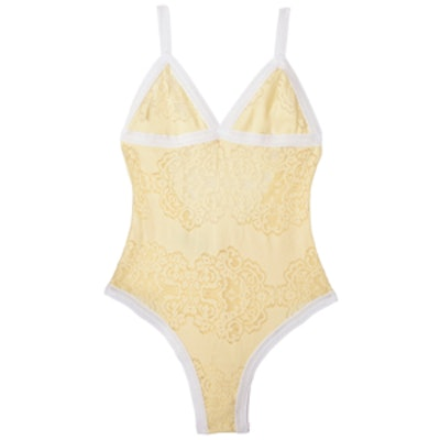 Butter Lace One-Piece
