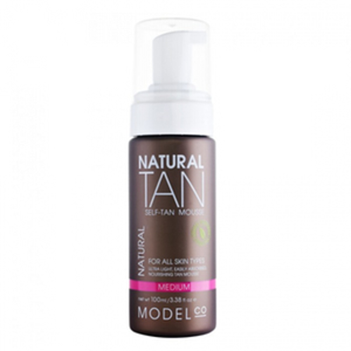 Natural Tan Self-Tan Mousse