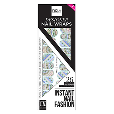 Join The Dance Nail Wraps