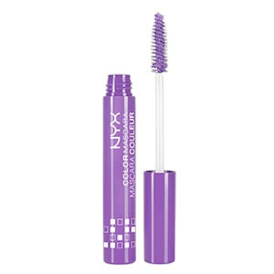 Color Mascara in Forget Me Not