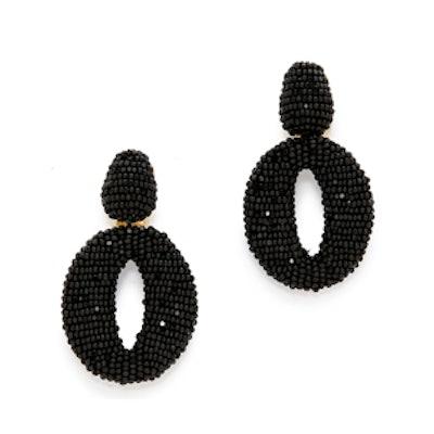 Classic Oscar O Earrings