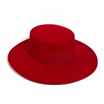 Wide-Brim Matador Hat