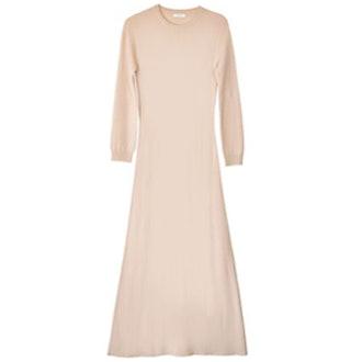 Blush Cashmere Dress