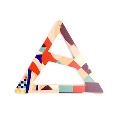Paloma Triangle Trivet