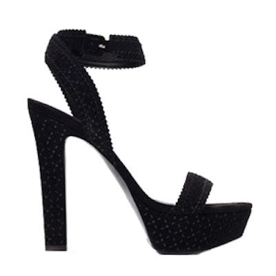 High Heel Platform Sandal