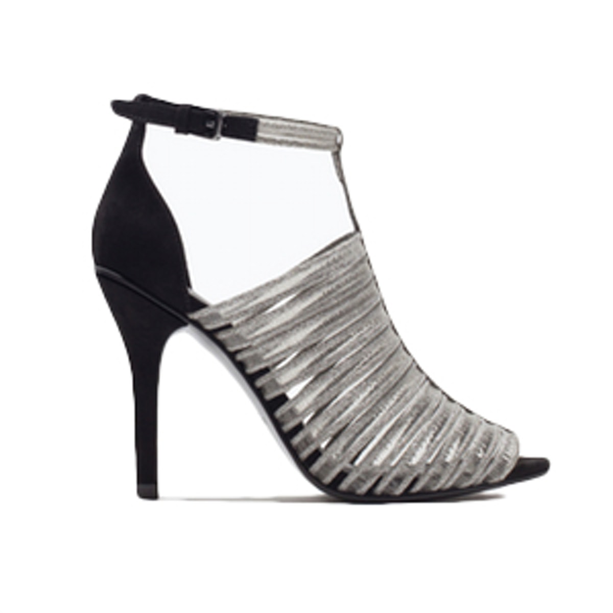 High Heel Cage Shoes