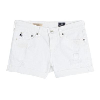 Hailey Denim Shorts