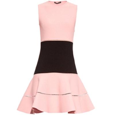 Bi-Colour Skater Dress