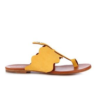 India Suede Sandals