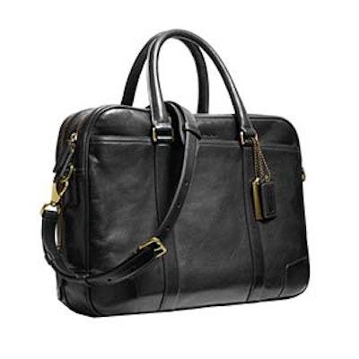 Bleecker Commuter in leather