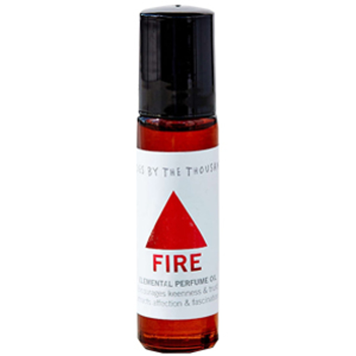 Perfume Oil in Fire