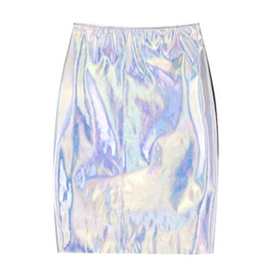 Laser Pencil Skirt