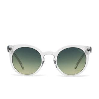 Lulu Clear Sunglasses