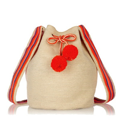 Lilia Cotton Shoulder Bag