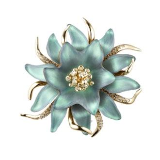 Vert D'Eau Flower Fine Pin