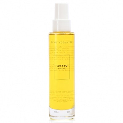 Rosemary And Citrus Body Oil