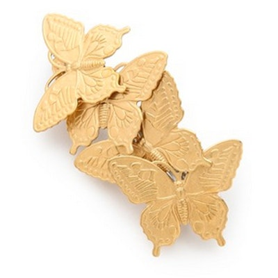 Butterfly French Barrette