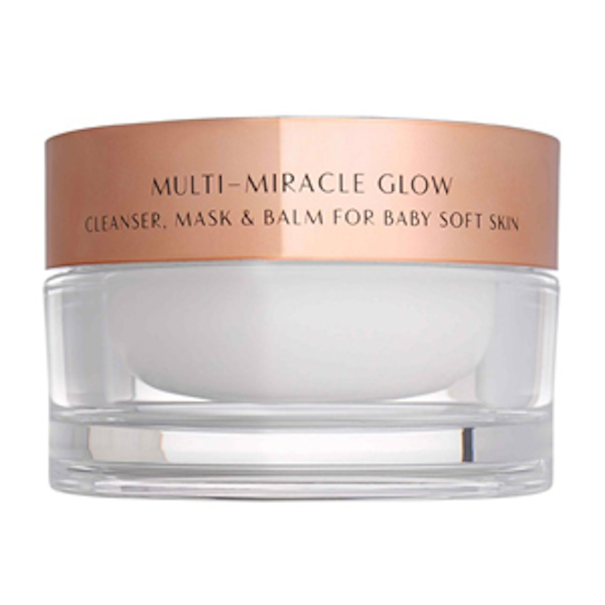 Multi-Miracle Glow Cleanser, Mask & Balm