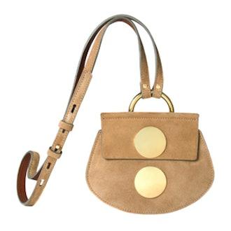 Faye Mini Suede Cross Body Bag